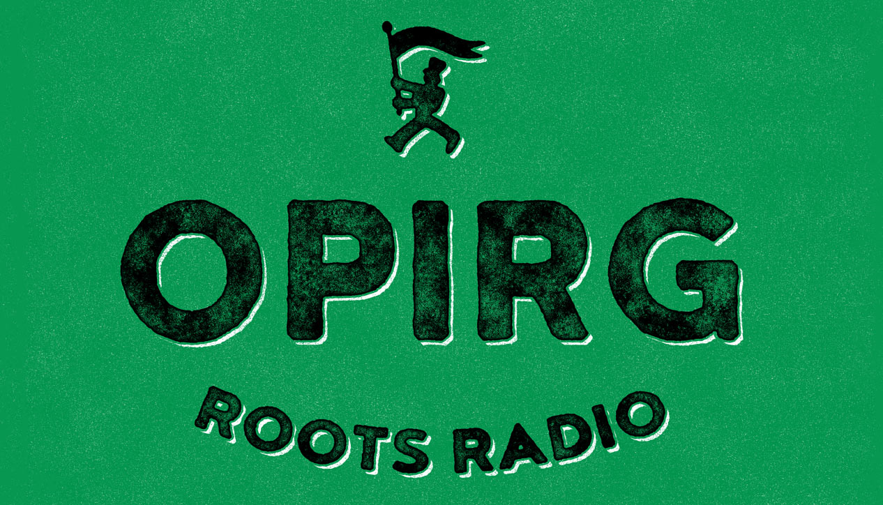 OPIRG Roots Radio