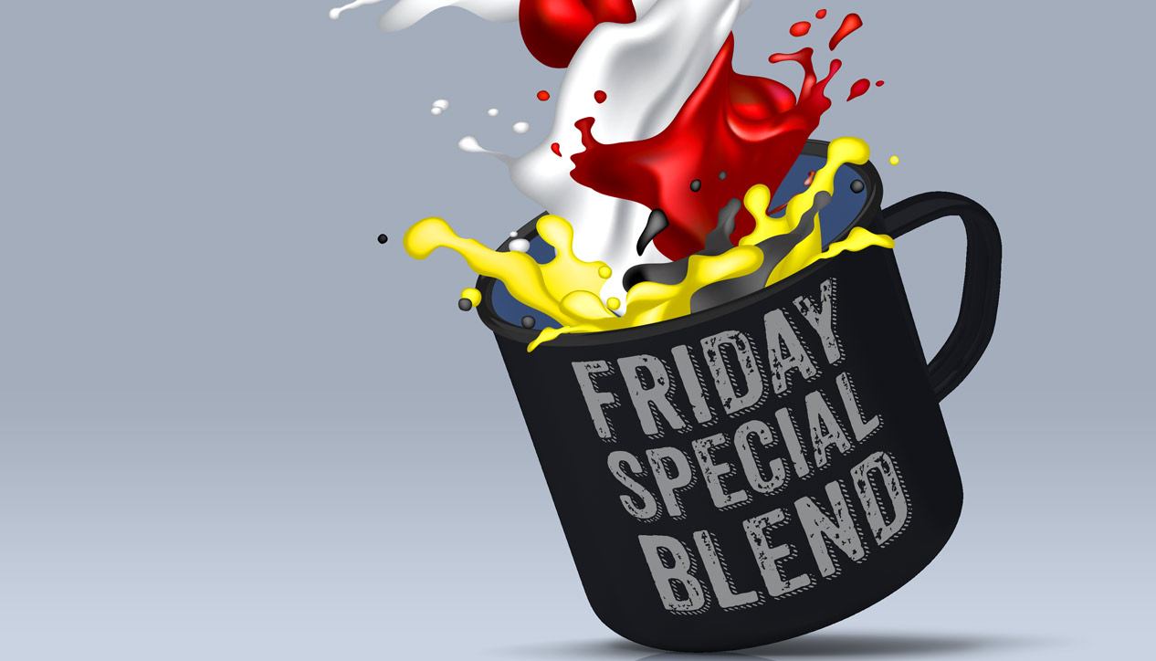 Friday Special Blend