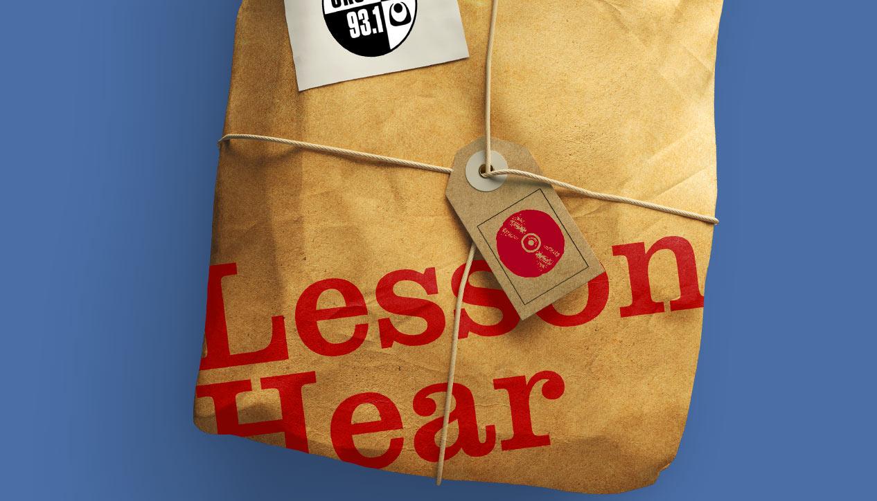 Lesson Hear