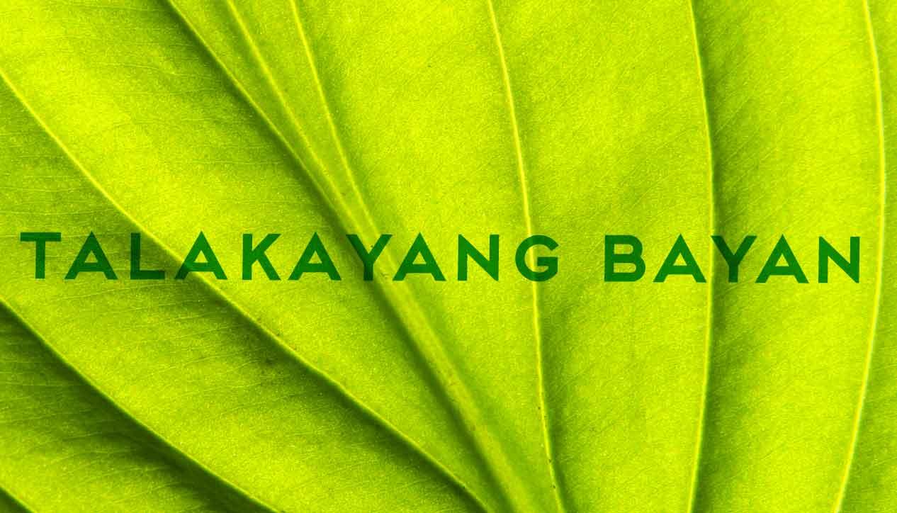 Talakayang Bayan