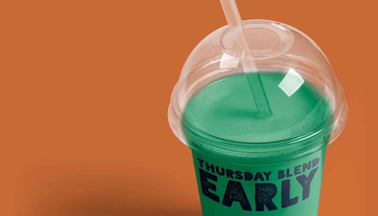 Thursday Blend Early