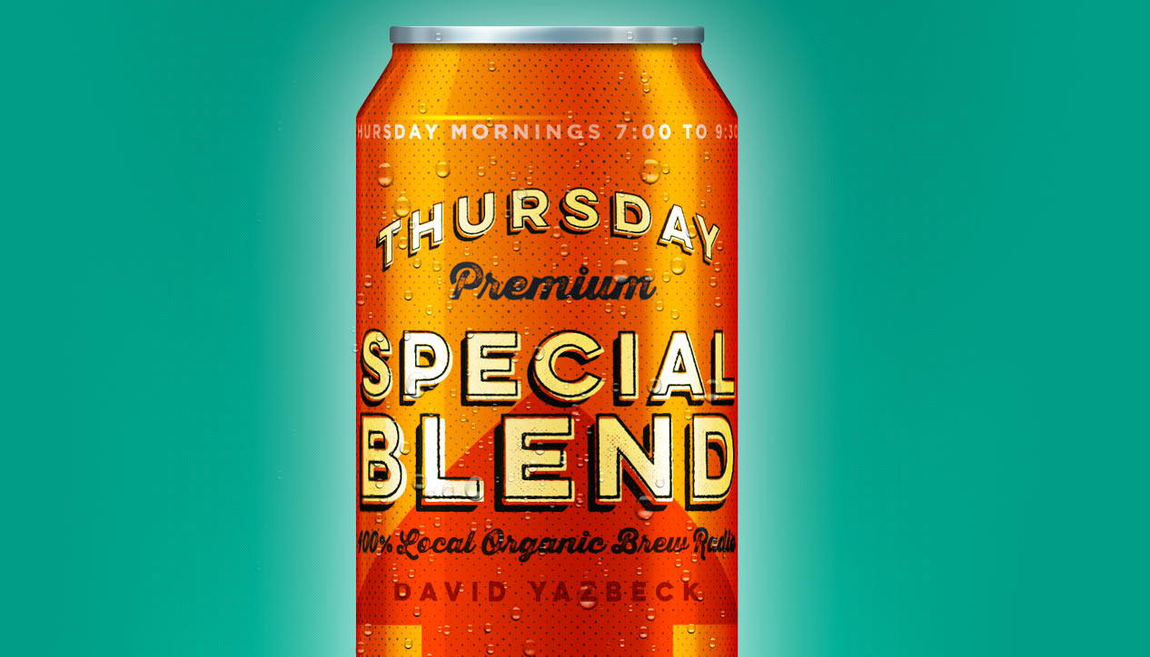 Thursday Special Blend David Yazbeck