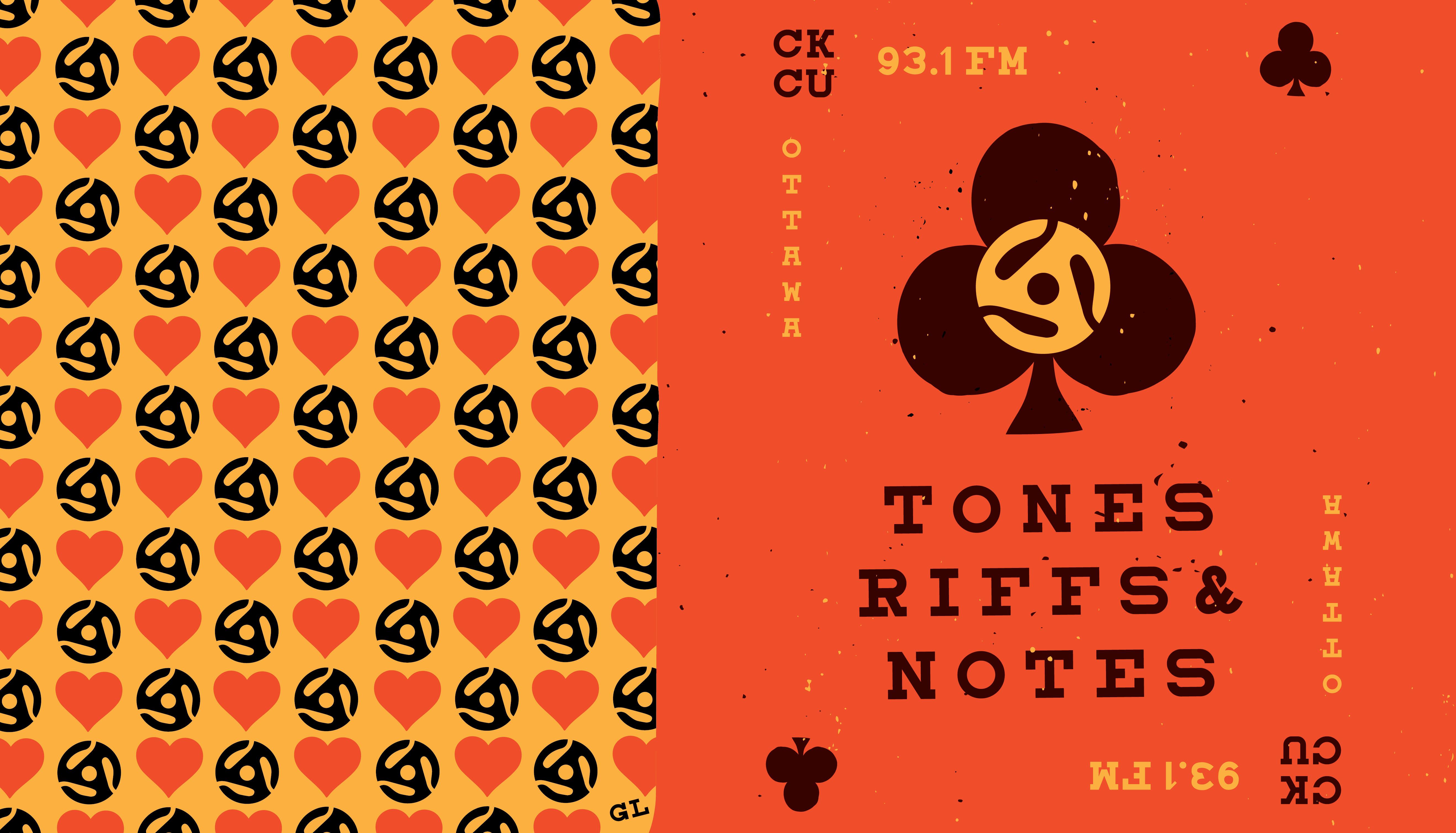 Tones Riffs & Notes