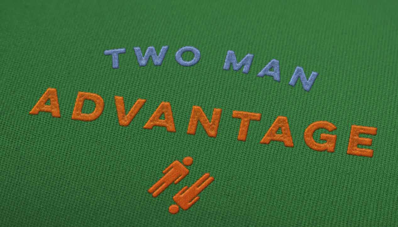 Two Man Advantage